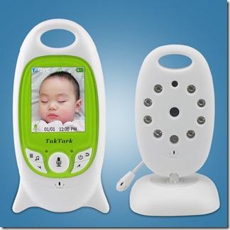 Китайская видеоняня для малышей TakTark BM601
